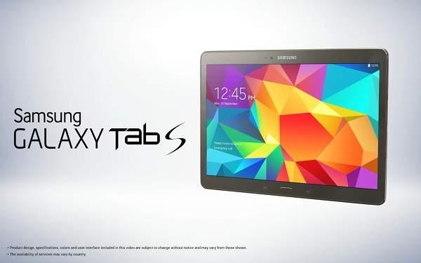 10 Fitur Menarik di Samsung Galaxy Tab S