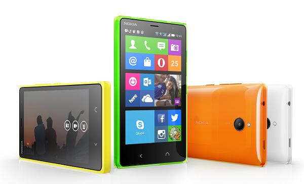 Microsoft Siapkan Nokia X2