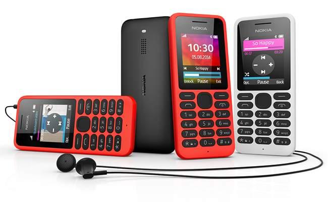 Microsoft Luncurkan Nokia 130, Putar Musik dan Video Berjam-jam