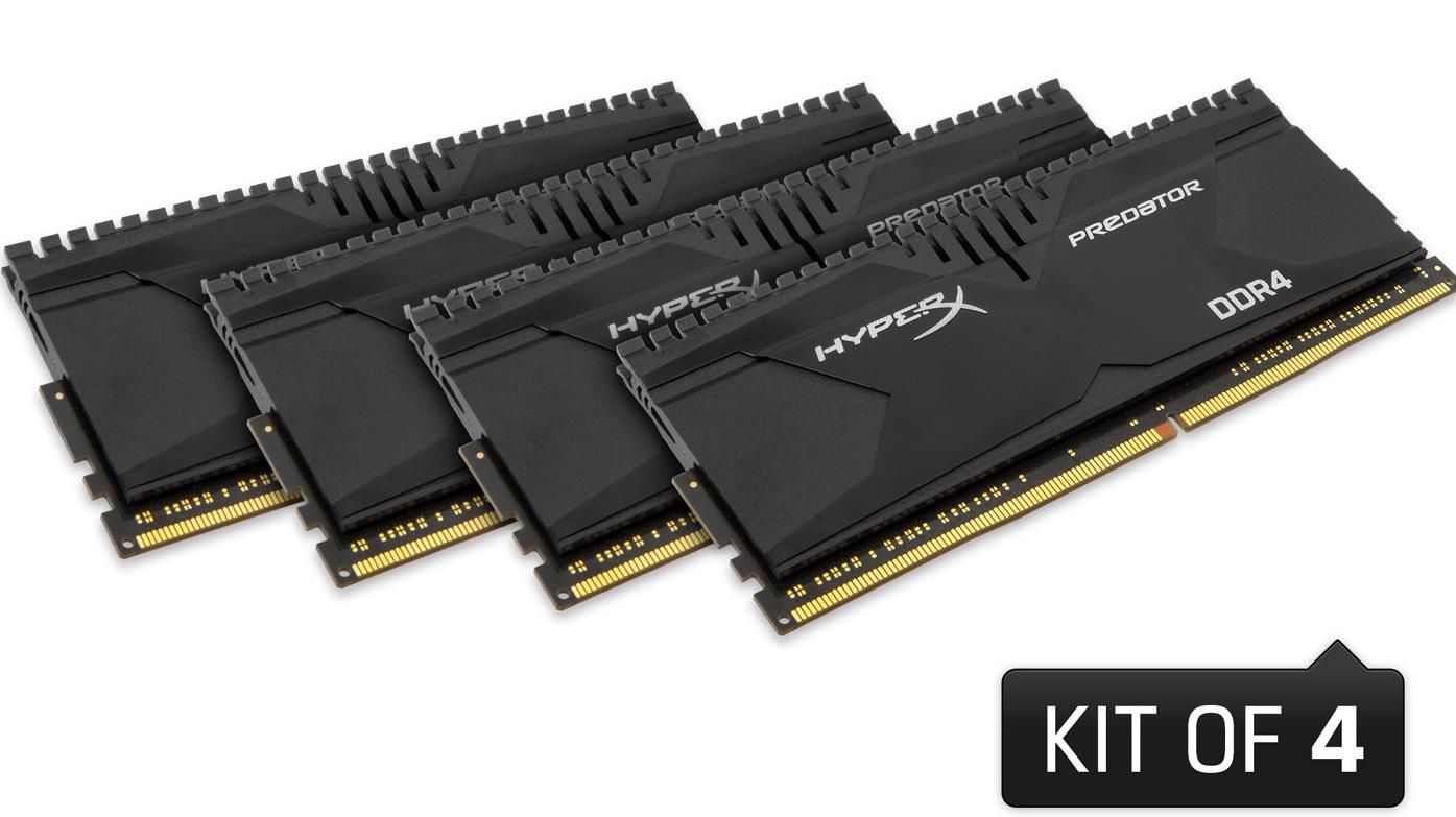 Demo Memori HyperX DDR4 di PAX Prime