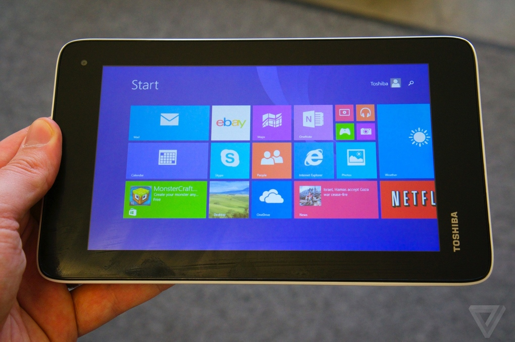 Resmi Dikenalkan, Toshiba Encore Mini Rp1.4 Jutaan