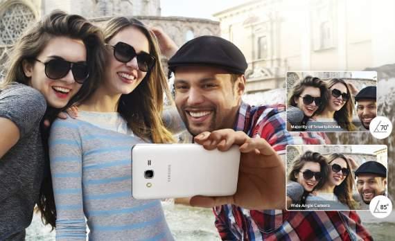Samsung Galaxy Grand Prime, Smartphone Untuk Groupfies