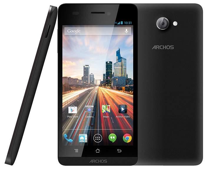 Archos 50 Diamond, Smartphone Octa Core 64-bit Rp3 Jutaan