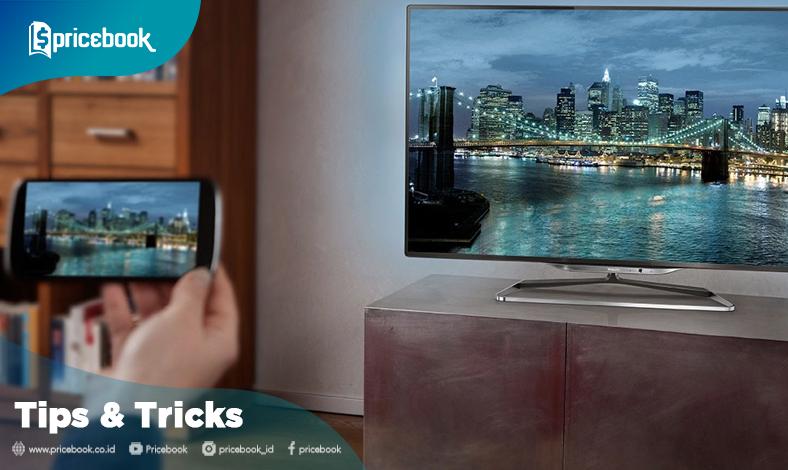 Cara Menyambungkan Hp Ke Tv Tanpa Menurunkan Resolusi Pricebook