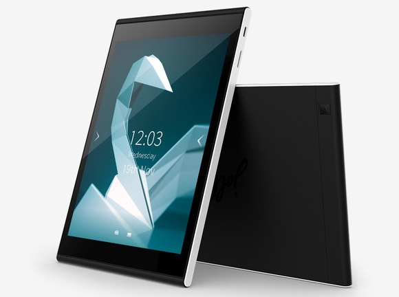 Jolla Tablet, Tablet Salfish OS Saingi  iPad Mini dan Nexus 9