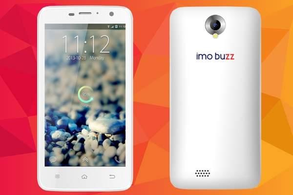 Harga Murah IMO Buzz Smartphone Berlayar 5 Inci, Cuma Rp849ribu