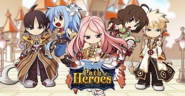 Ragnarok: Path of Heroes, Nostalgia dengan MMORPG dari Line