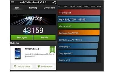 Wow, Asus Padfone S Lebih Super Dari Galaxy S5 dan Mi 3
