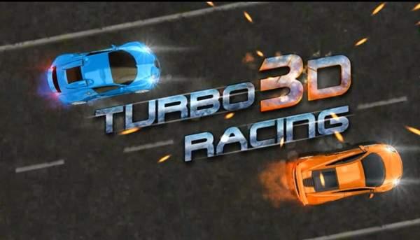 Turbo Racing 3D,Game Tabrak-Tabrakan di Smartphone Anda