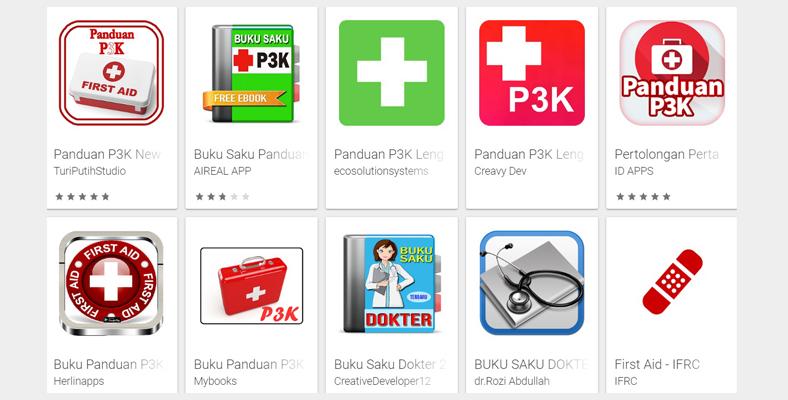 aplikasi p3k