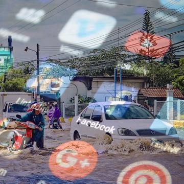 Jakarta Banjir Lagi, 6 Aplikasi Paling Berguna Pas Banjir!