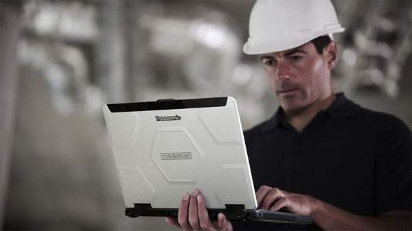 Panasonic Toughbook 54, Notebook Tahan Banting