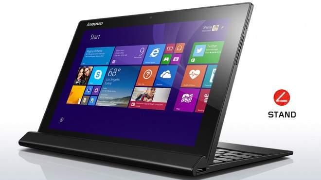 LenovoTablet MIIX 3, Separuh PC dan Separuh Tablet