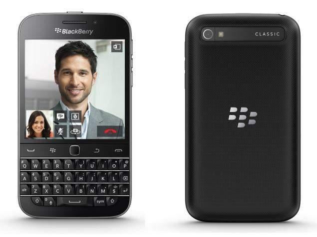 BlackBerry Classic Meluncur di Indonesia dengan Harga Rp 5,6 juta