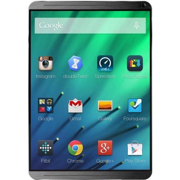 HTC Rilis Tablet T1H Mirip Nexus 9