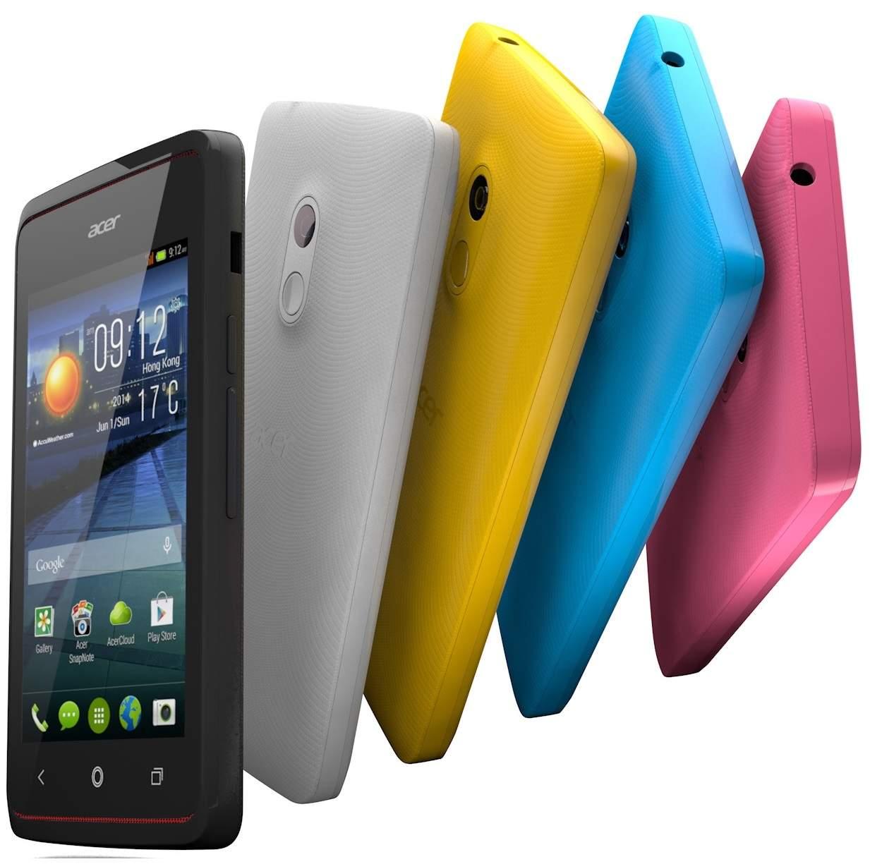 10 Smartphone Acer Terpopuler Mei 2015 Harga Mulai Dari Rp 600an Ribu