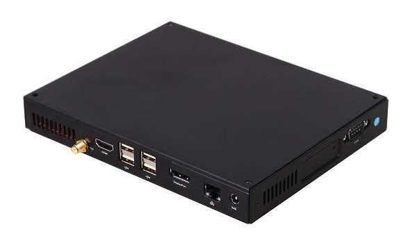 GIADA Barebone Slim i58B Didukung CPU Intel Broadwell Core i5-5200U