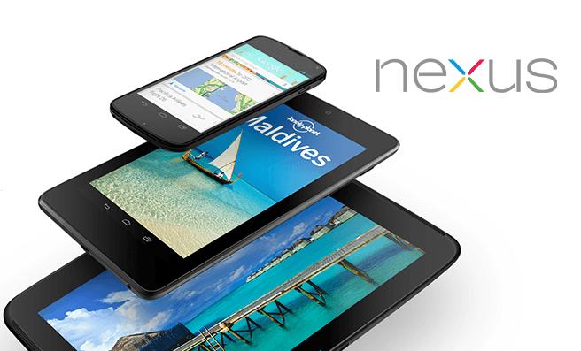 Ada Dua Nexus yang Dipersiapkan Google pada Tahun 2015