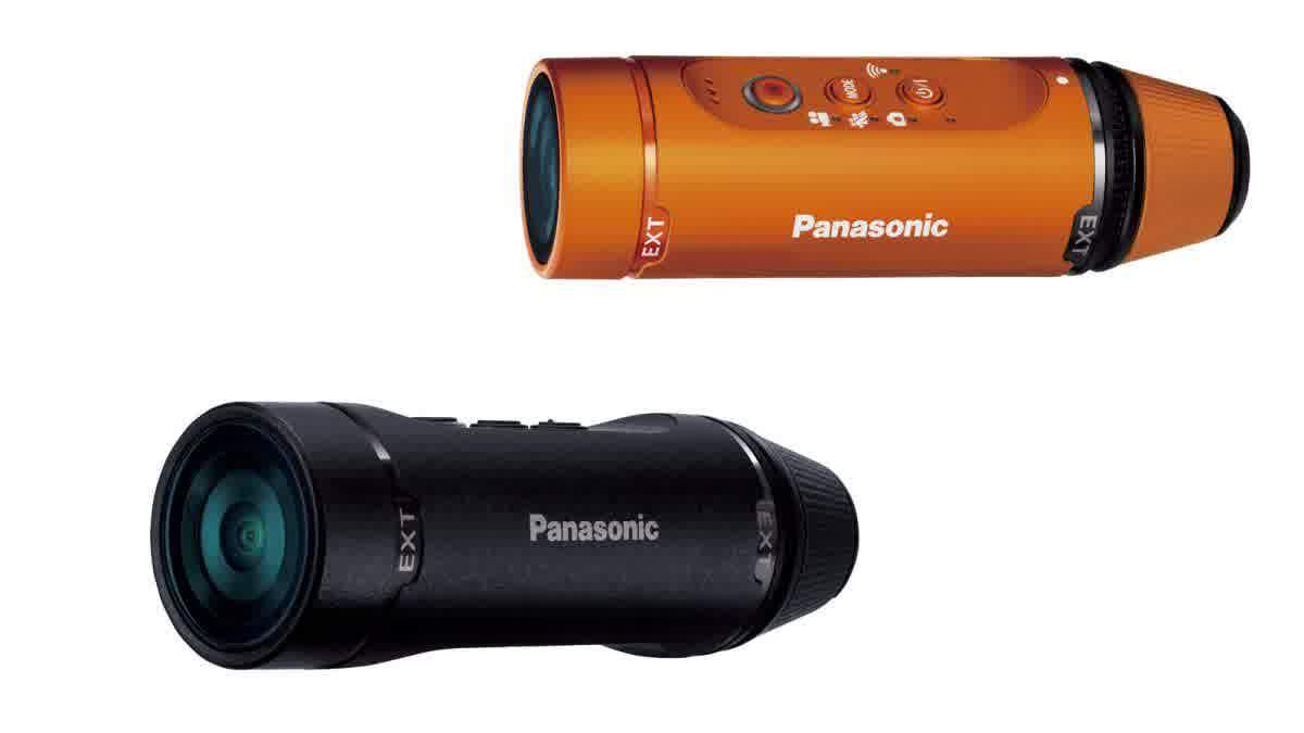Panasonic HX-A1, Kamera Aksi Pesaing GoPro dan Xiaomi Yi