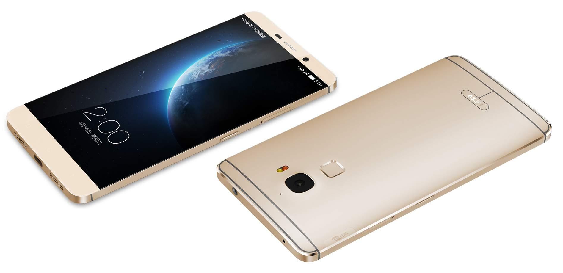 LeTV Le Max, Handphone Octa Core Berbekal RAM 4GB dan Port USB Type C