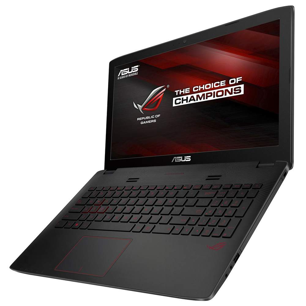 Asus Rog GL552JX, Laptop Gaming Entry Level Seharga Rp12 Jutaan