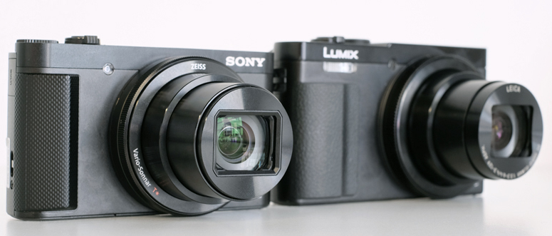 Libur Telah Tiba! Siapa yang Mau Anda Ajak, Sony HX90V Atau Panasonic TZ70?