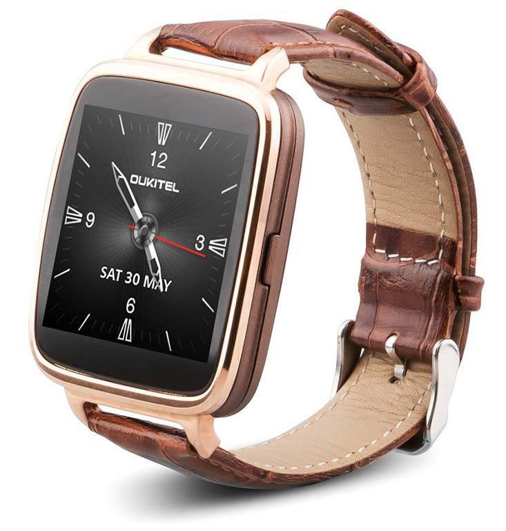 Rumor: Oukitel A28, Smartwatch Baru Pesaing Apple Watch