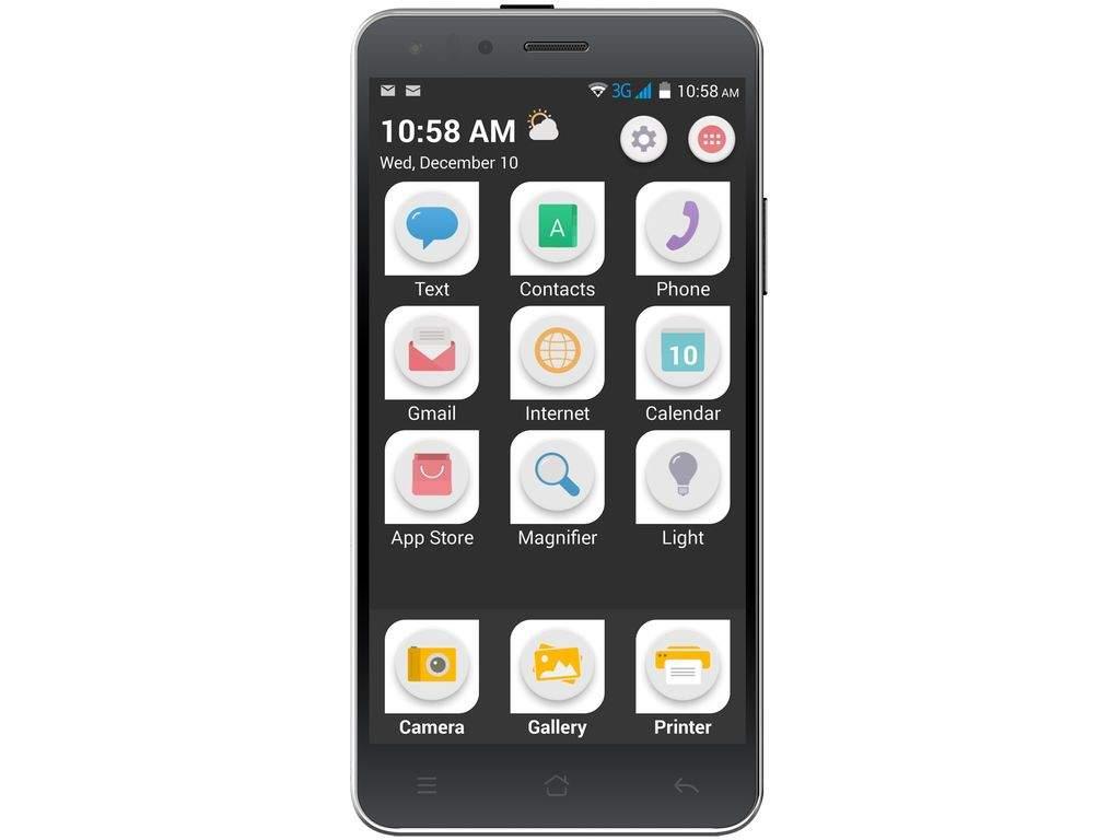 Kodak IM5, Smartphone Android KitKat Tapi Sudah Octa Core