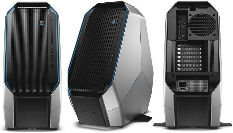AlienWare Area 51 Gahar Dengan RAM 16GB dan Intel Core i7