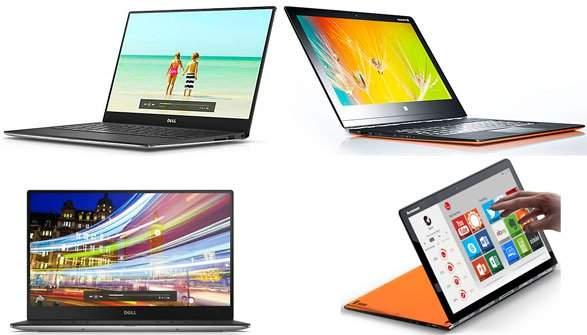 Duel Ultrabook, Dell XPS 13 dan Lenovo Yoga 3 Pro