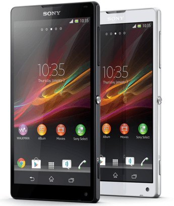 5 Smartphone Sony Murah Dengan Kamera 13 MP