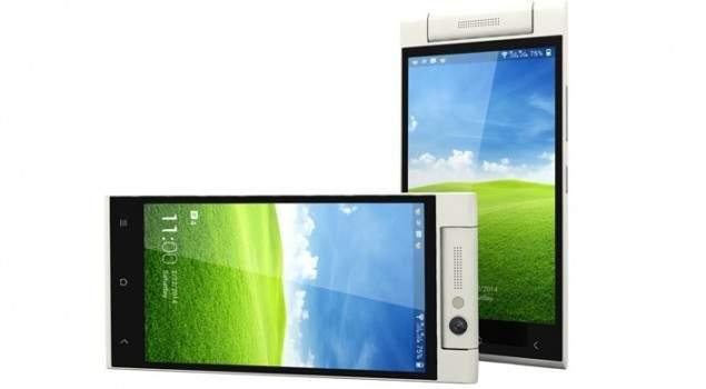 Himax Pure 3S, Ponsel 4G Murah Harga Rp 1,4 Jutaan