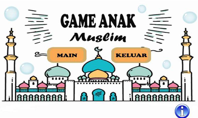 game anak muslim
