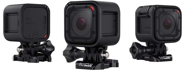 GoPro Hero 4 Session, Kamera Mungil dengan Fitur Waterproof