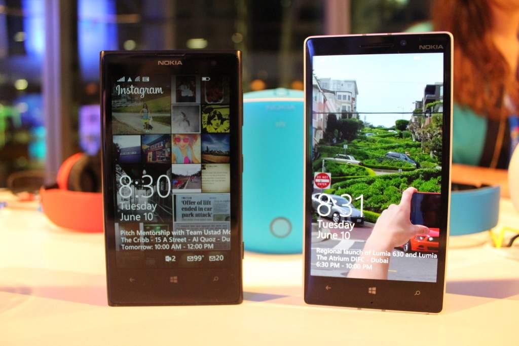 Duel Windows Phone Premium, Lumia 930 dan Lumia 1020