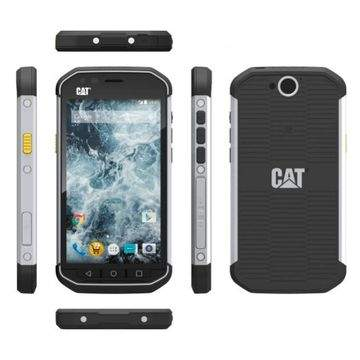 Caterpillar S40. Ponsel Outdoor dengan Spesifikasi Menengah