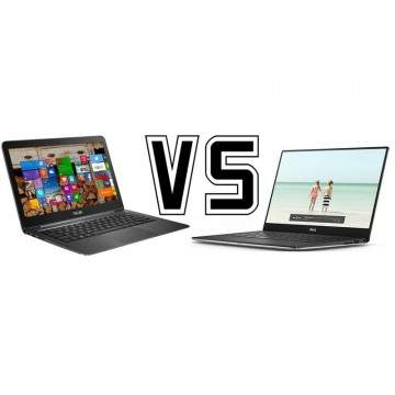 Adu Fitur Asus Zenbook UX305 dan Dell XPS 13