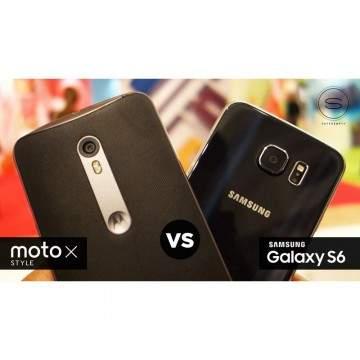 Motorola Moto X Style vs Samsung Galaxy S6, Duel Ponsel Cantik nan Canggih