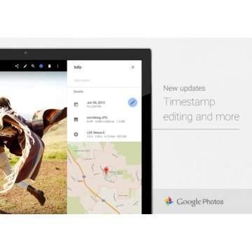 Kini Pengguna Google Photo Bisa Mengedit Timestamp pada Info Foto