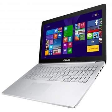 Notebook N501JW Cocok Buat Desainer, Arsitektur dan Gamer