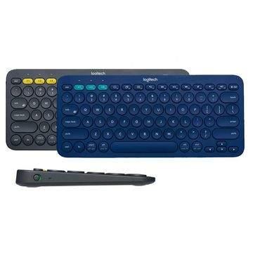 Keyboard Baru Logitech Bisa Dikoneksikan Ketiga Perangkat Sekaligus
