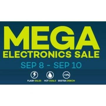 Harga Action Camera Canggih Mulai Rp400an Ribu Hanya di Lazada Mega Electronic Sale
