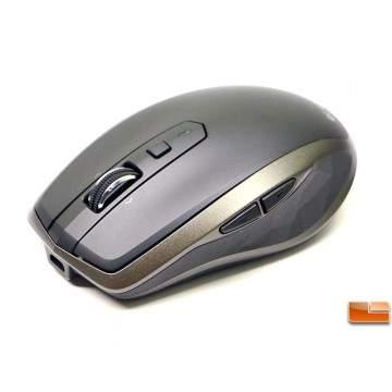 Logitech MX Anywhere 2 Wireless Mobile, Mouse dengan Sensor Laser
