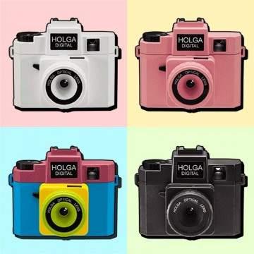 Holga Digital, Kamera Vintage bagi Pecinta Fotografi Lo-Fi