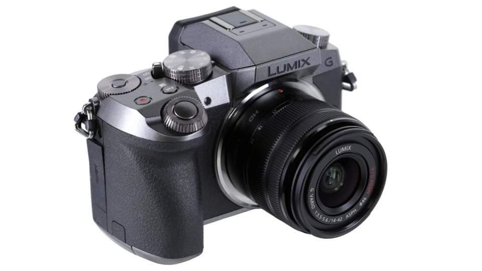Panasonic Lumix DMC-G7
