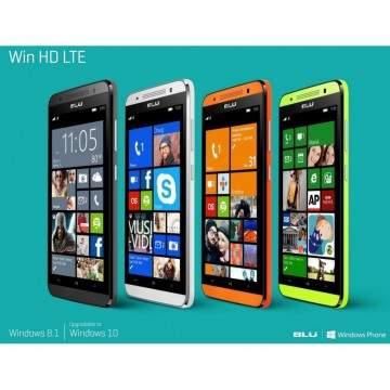 Blu Win HD LTE, HP Keren Namun Masih Bawa Windows Phone 8.1
