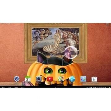 Aplikasi Tema Seram Untuk Menyambut Halloween