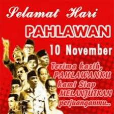 Dp Bbm Fb Dan Twitter Bertema Hari Pahlawan 10 November 2015 Pricebook