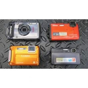 Promo 10 Kamera Pocket Tahan Air Untuk Motret di Musim Hujan pada Ajang HarBolNas
