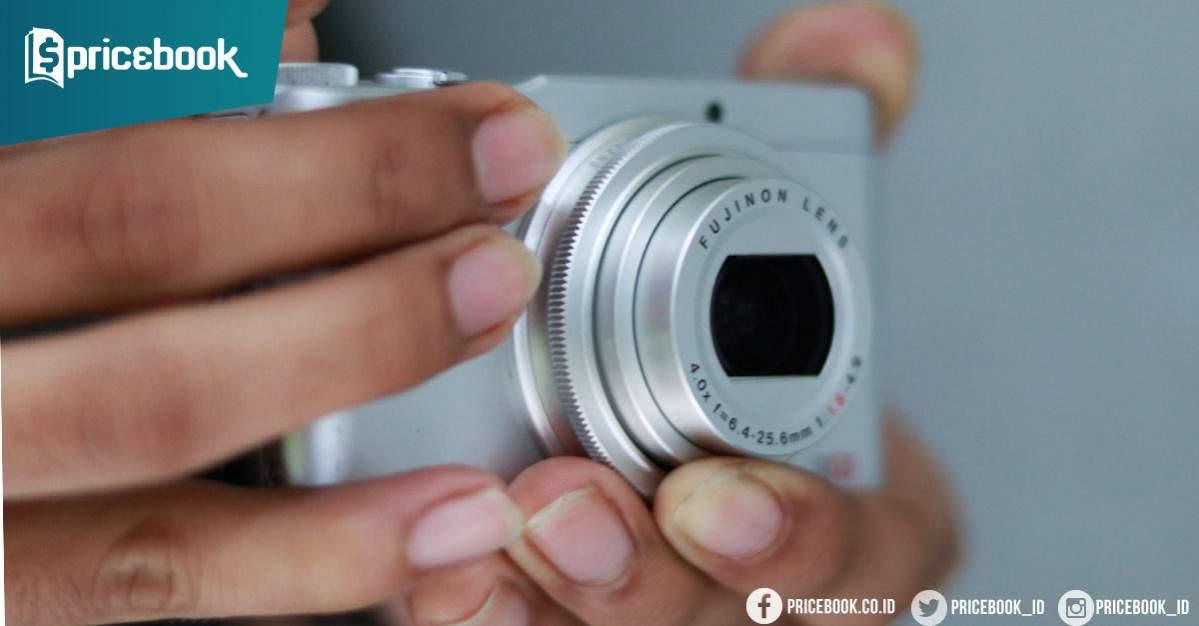 Lensa kamera digital macel